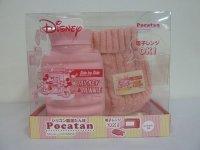 Pocatan  シリコン製湯たんぽ  MICKEY&MINNIE