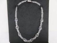 水晶ネックレス(1)