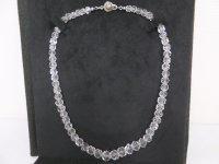 水晶ネックレス(3)